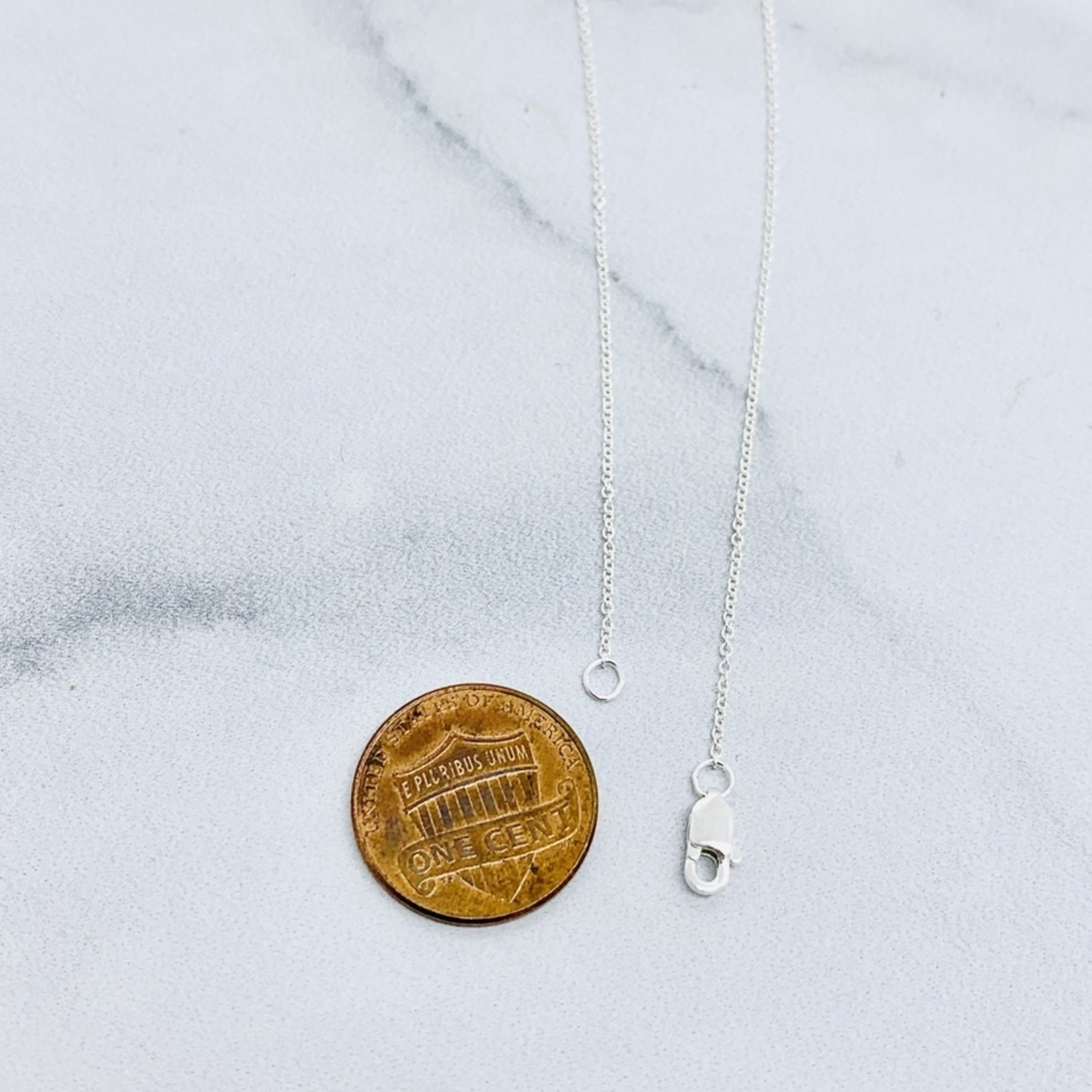 Becoming Jewelry You Are My Sunshine Necklace, Silver