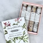 Dot & Lil Library of Bath Salts Gift Set