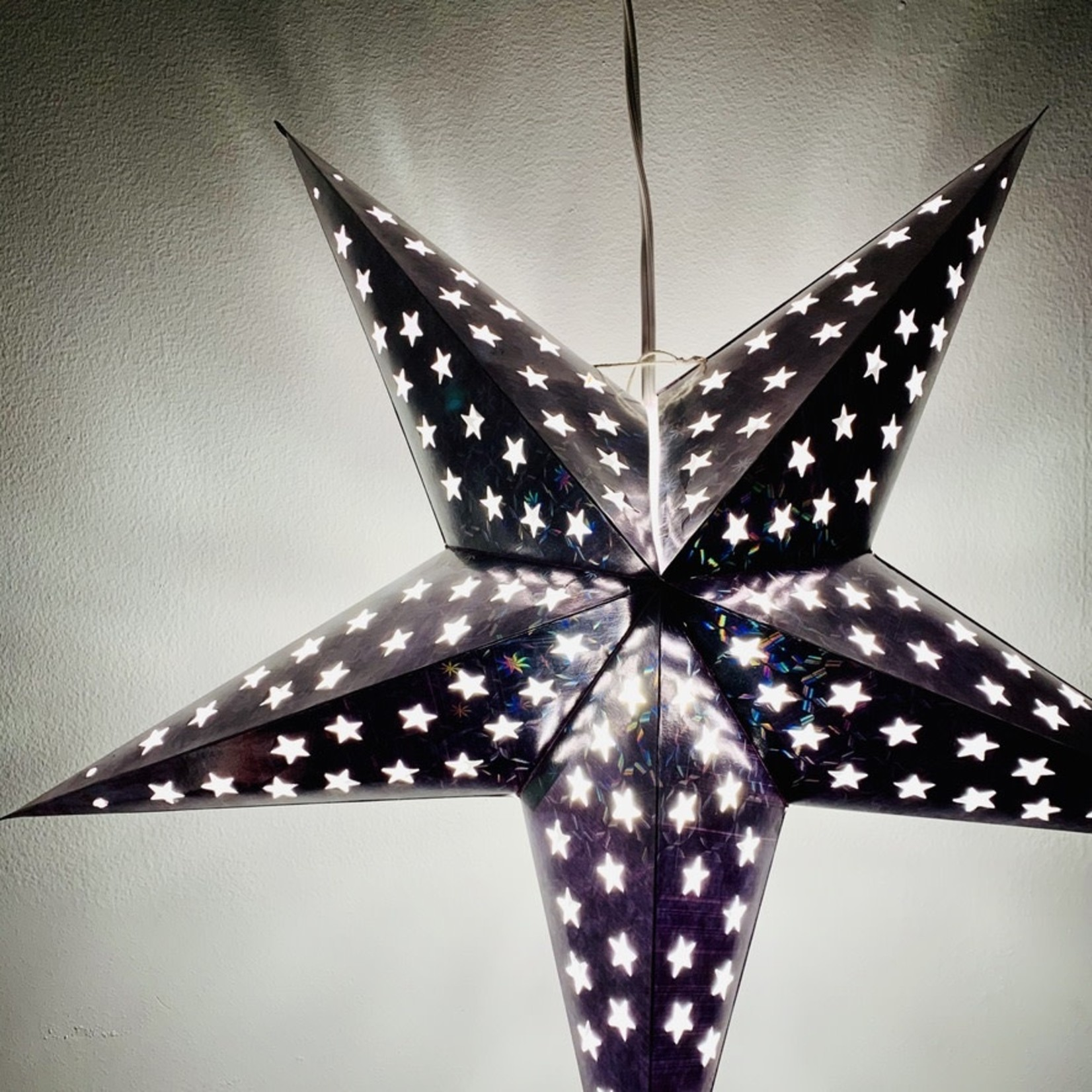 Hologram Star Star Light with 12' Cord