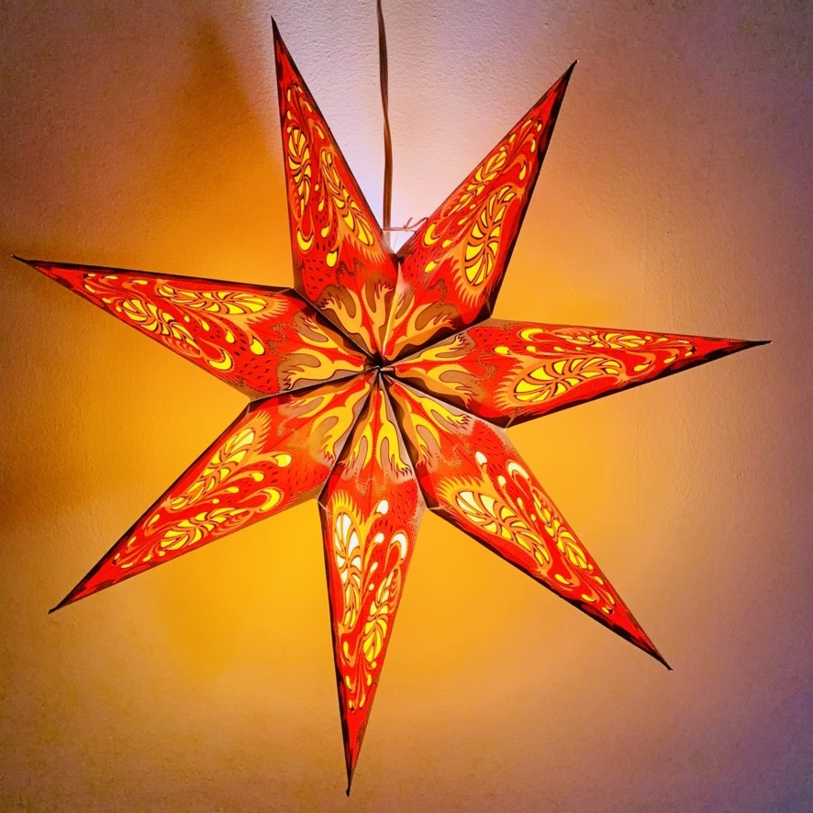 Ring of Fire Star Light with 12' Cord