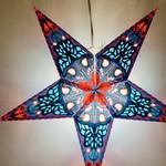 Stellar Star Lantern ith 12' Cord