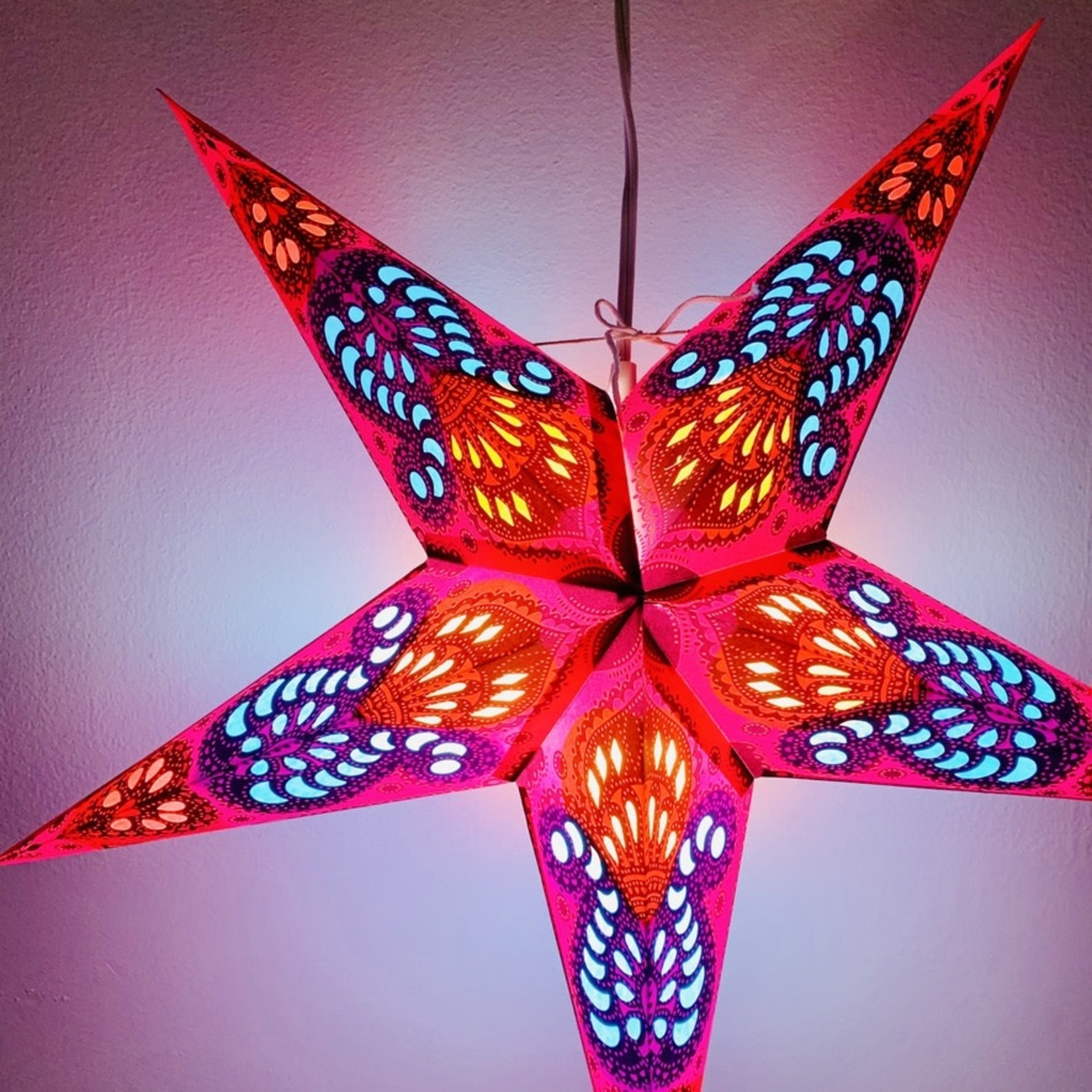 Luna Star Light with 12' Cord