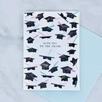 Mr. Boddington's Studio Hats Off Graduation Card