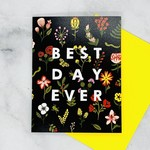 Little Low Studio Best Day Ever Celebration Card