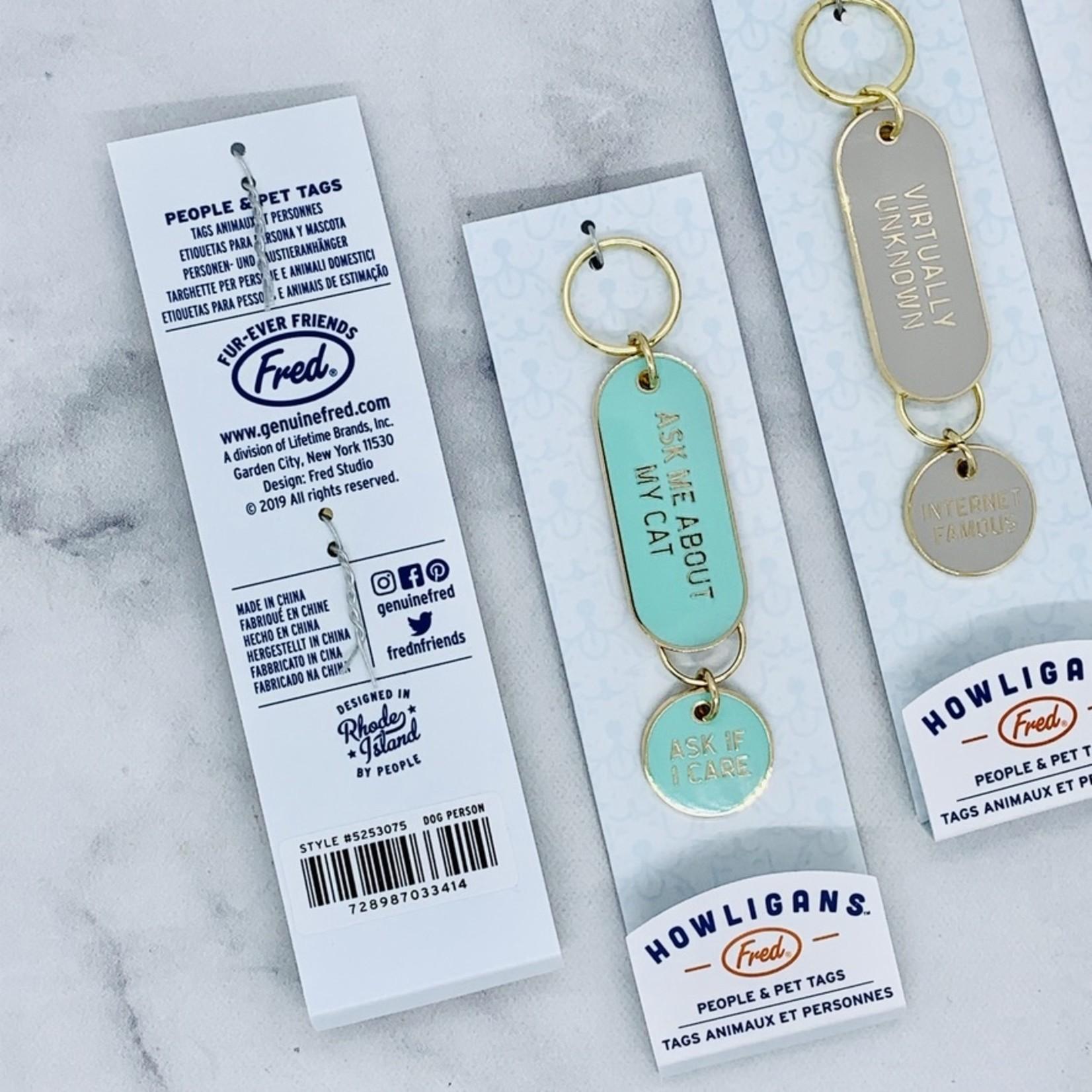 Pet Tag & Keychain: