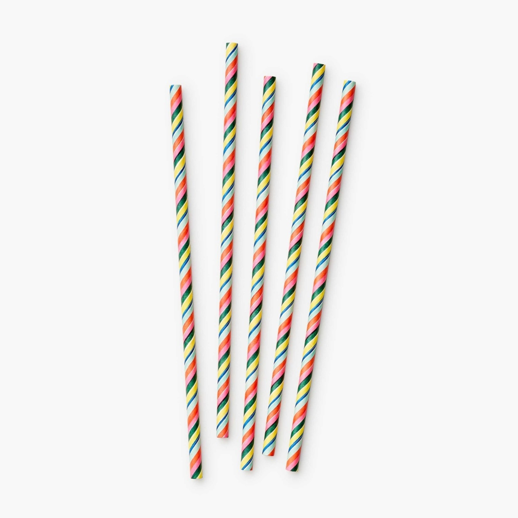 Feliz Paper Straws