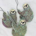 Sloth Sponges