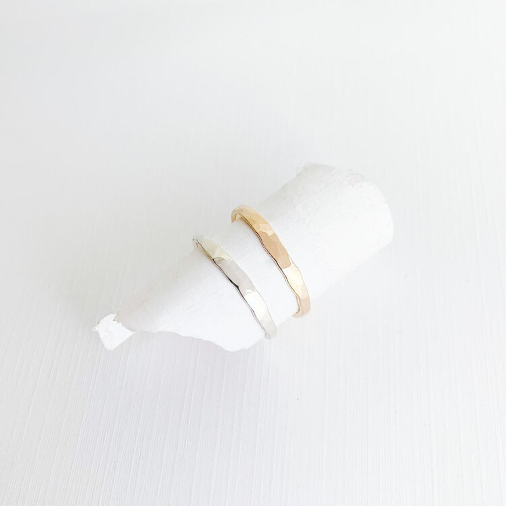Sun & Selene Naked Ring