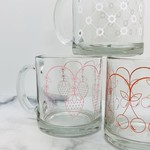 Tiny Deer Studio Glass Mug