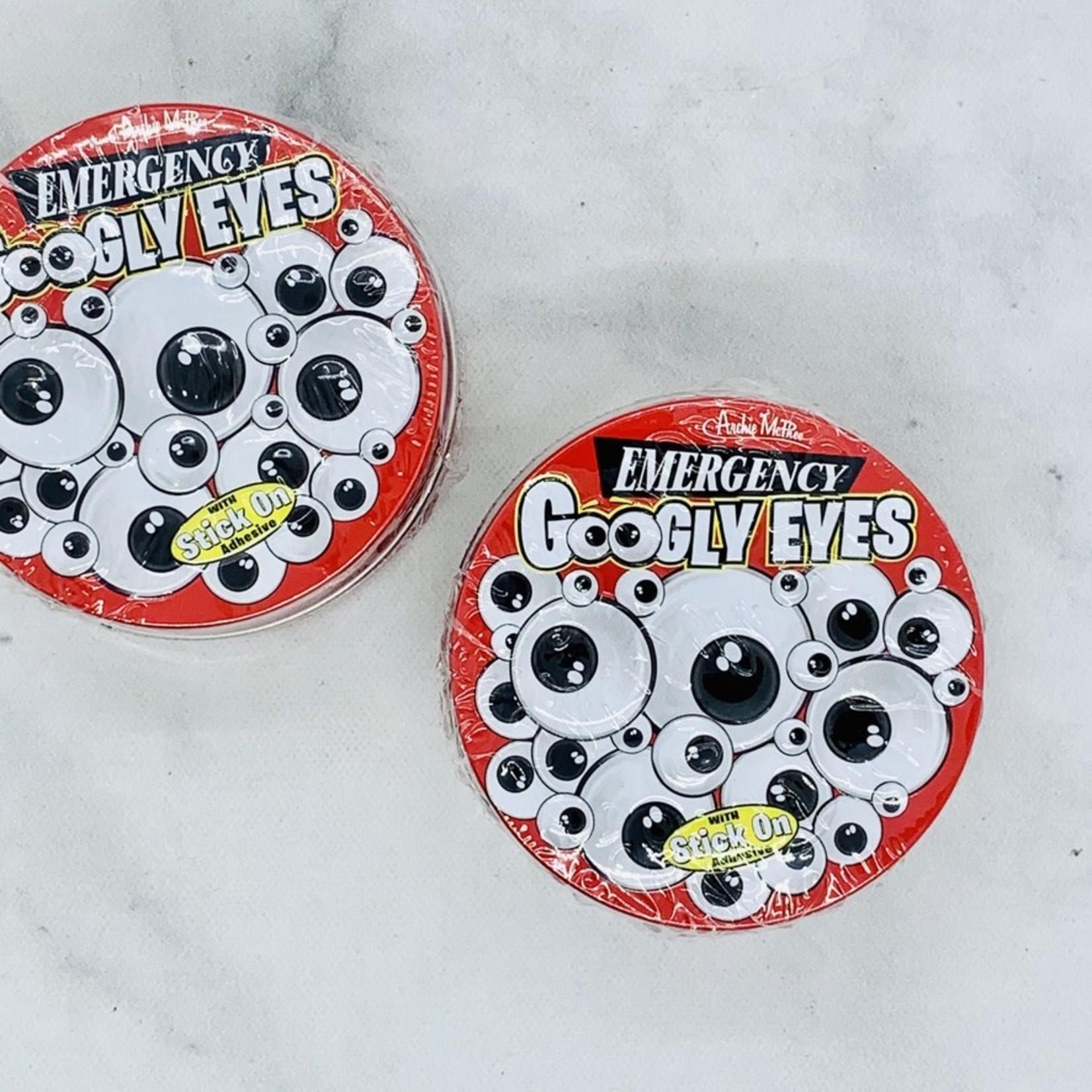 Emergency Googly Eyes
