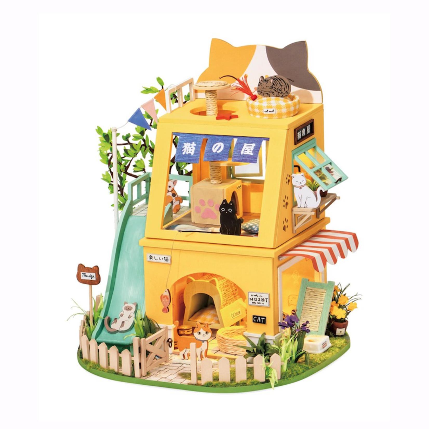 Hands Craft DIY Miniature Dollhouse Kit