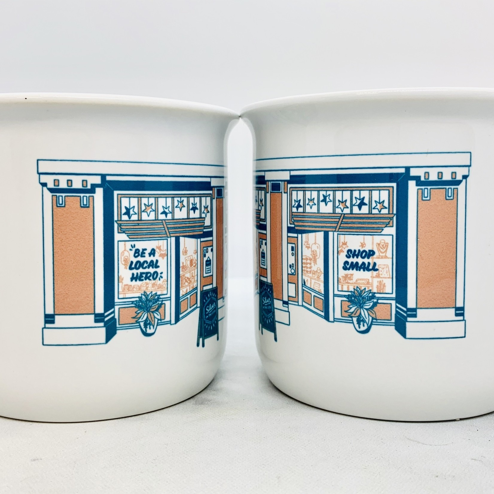Shop Small Mug, Color