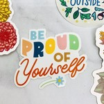 Have A Nice Day c/o Faire Proud Sticker
