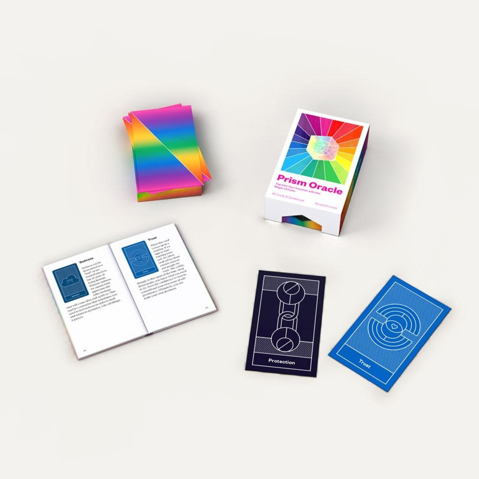 Prism Oracle Tap into Your Intuition with the Magic of Color