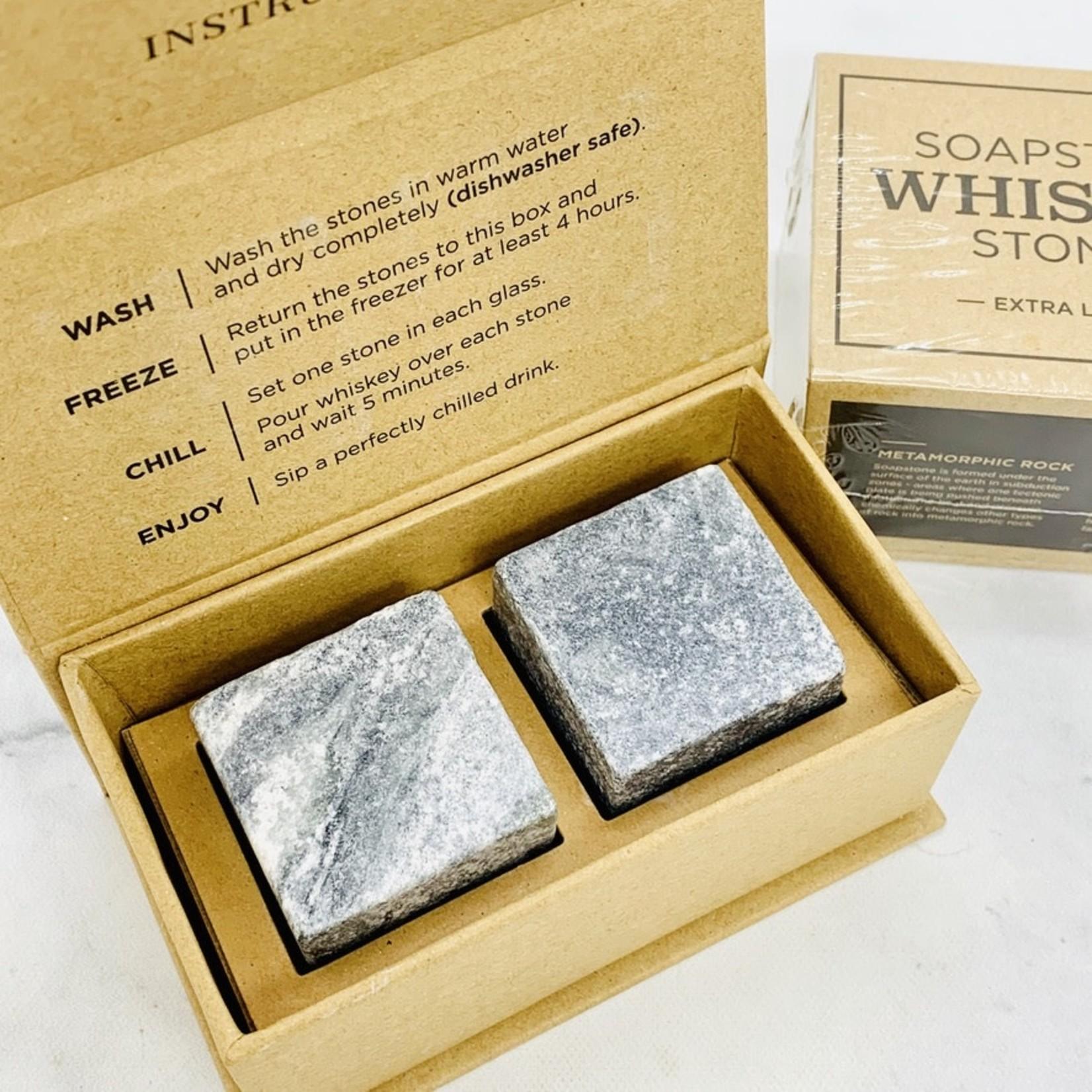 Cognitive Surplus Mega Rocks Soapstone Whiskey Stones