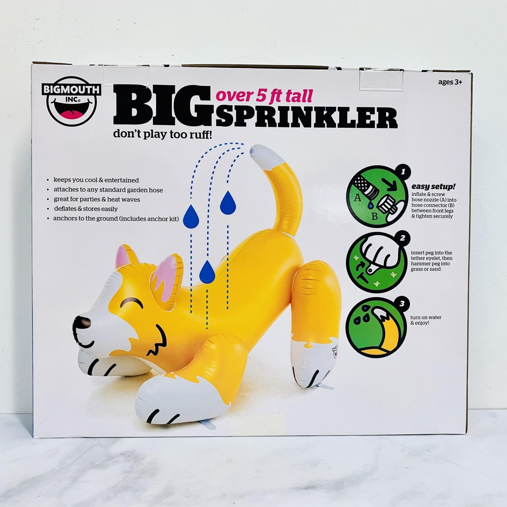 Big Mouth Inc. Corgi Sprinkler
