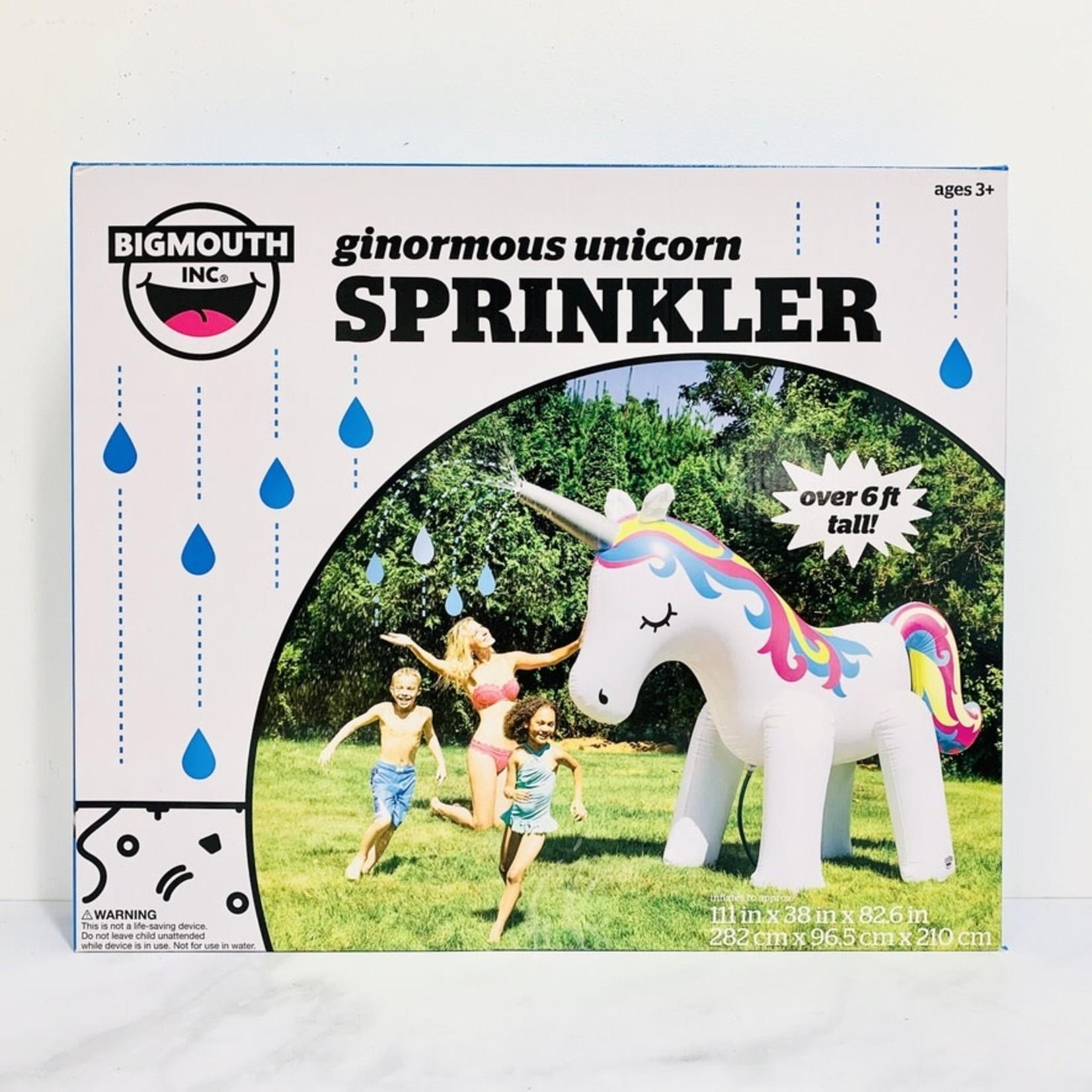 Unicorn Yard Sprinkler