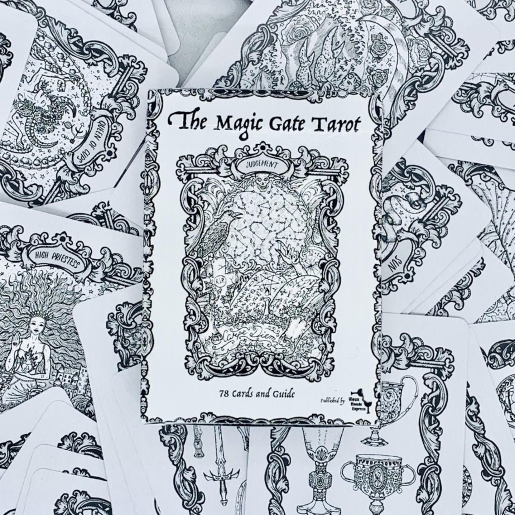 Vieux Monde Express: The Magic Gate Tarot