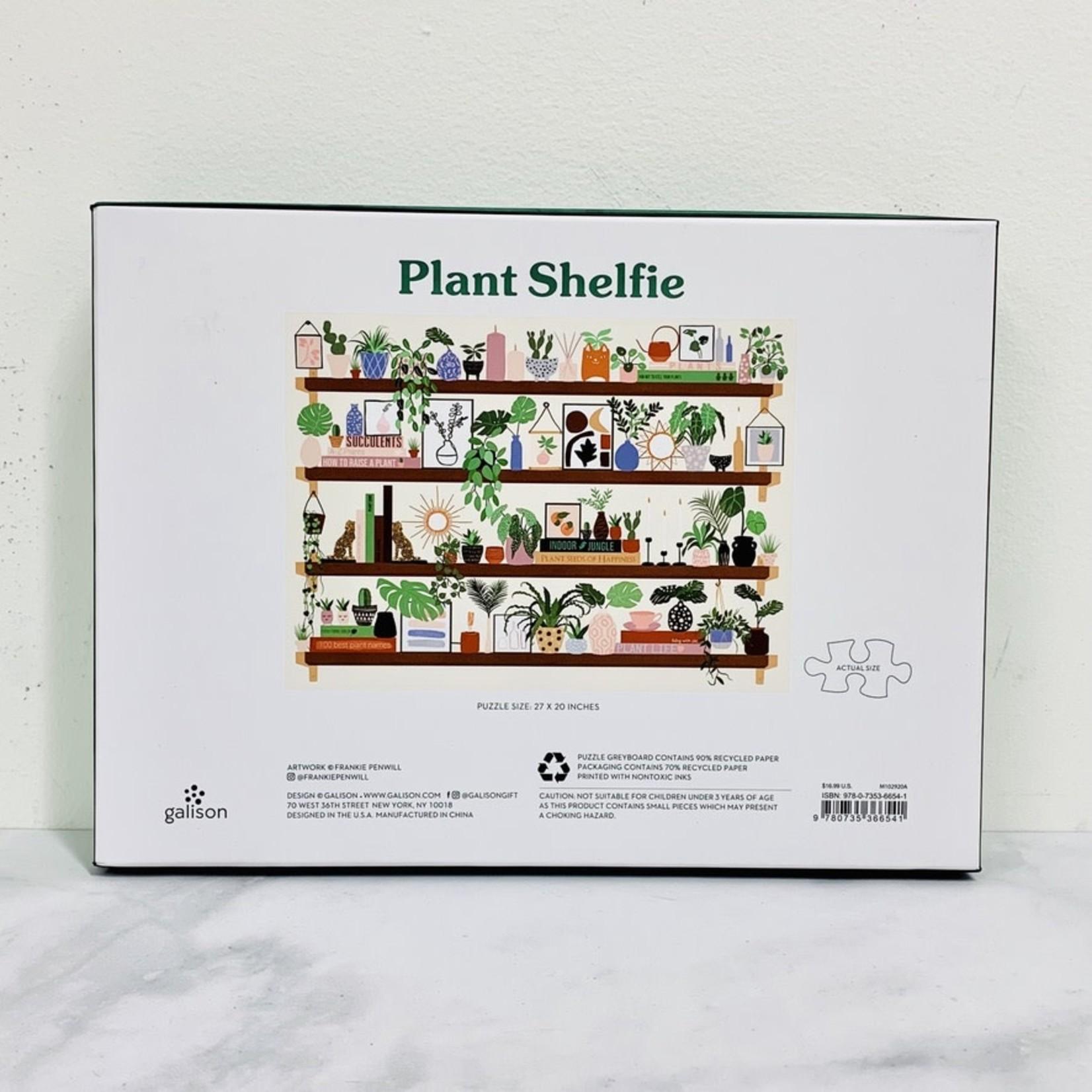 Plant Shelfie 1000-pc Puzzle