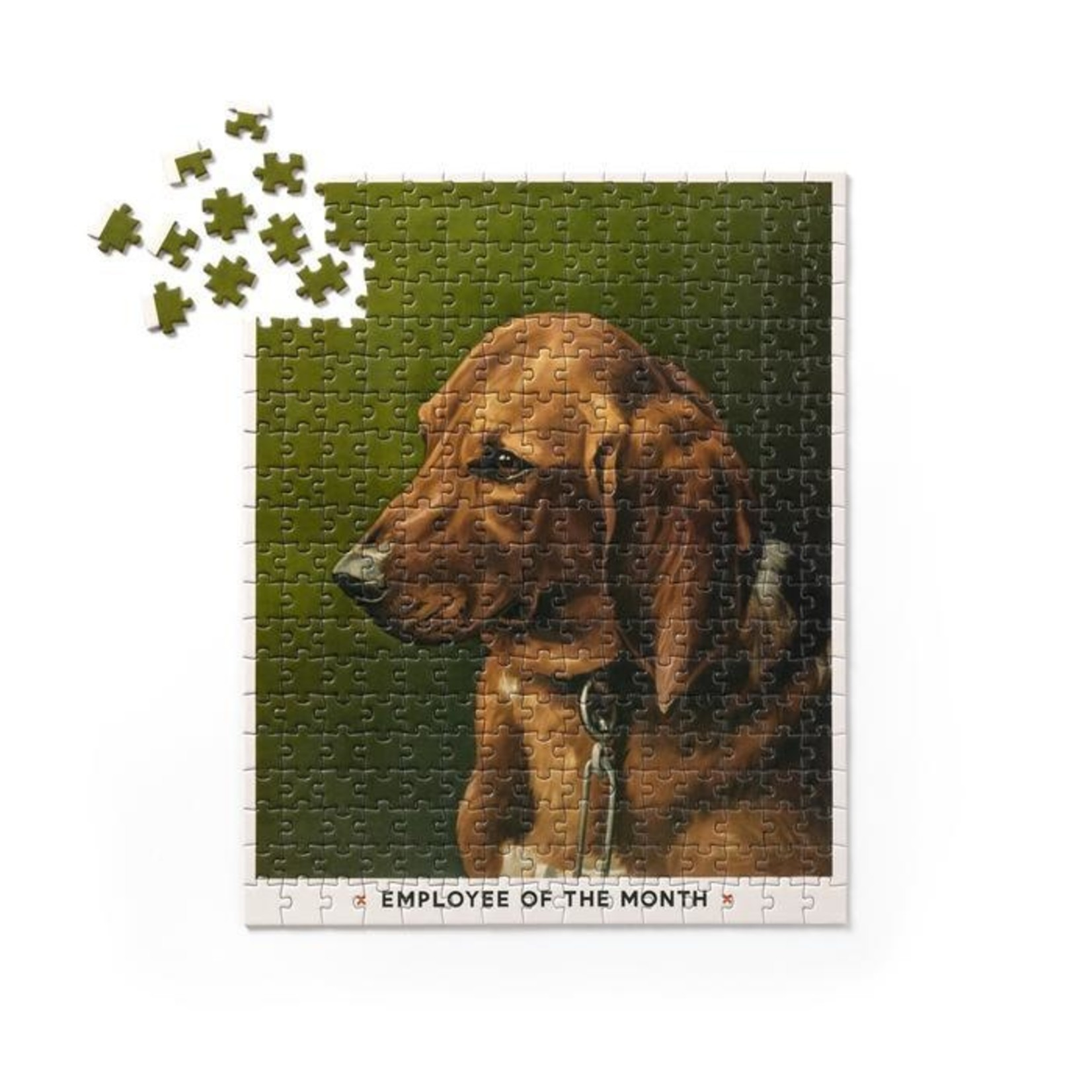 Employee of The Month Apartment Puzzle 300pc