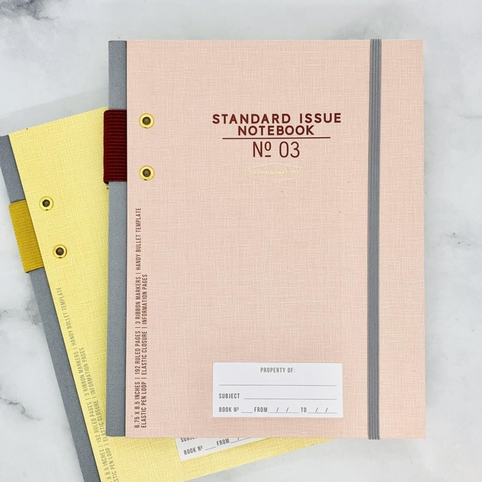 Design Works Standard Issue No.3