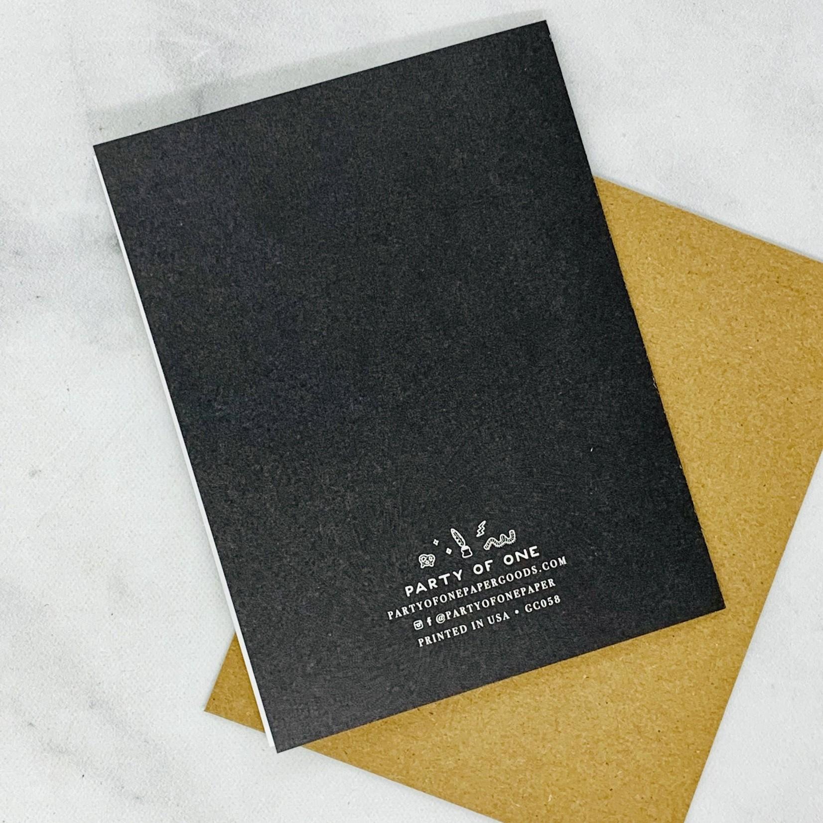 Deeply Treasured Card