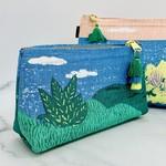 Haven Pencil Cosmetic Linen Bag