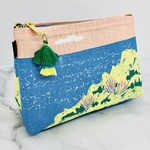 Small Haven Cosmetic Linen Bag
