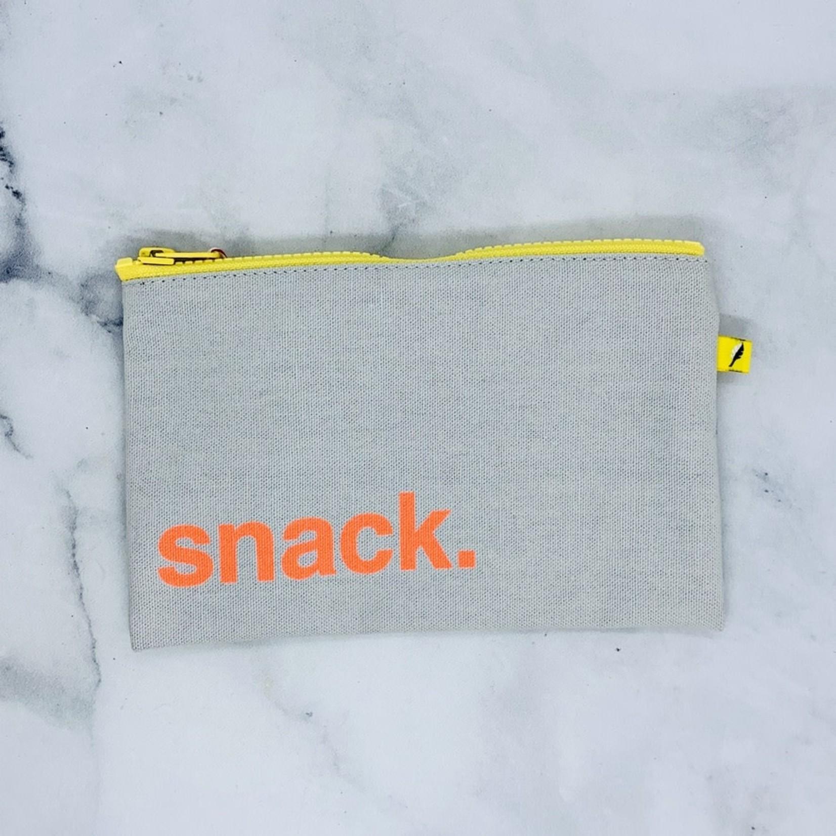 Orange Zip Snack