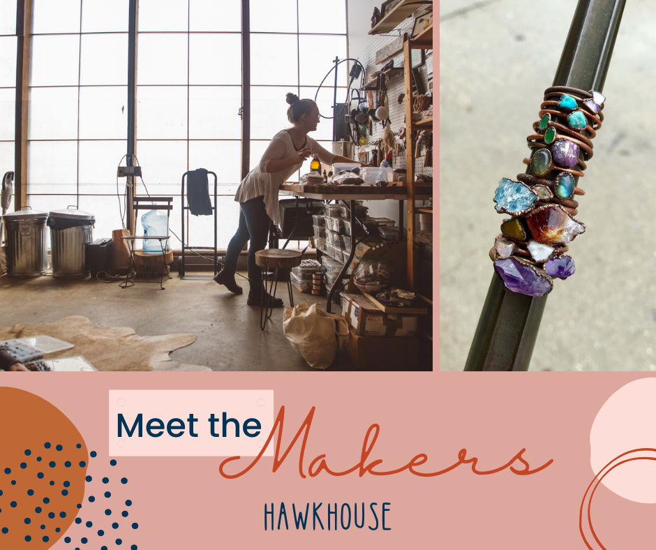 Meet the Makers: Hawkhouse