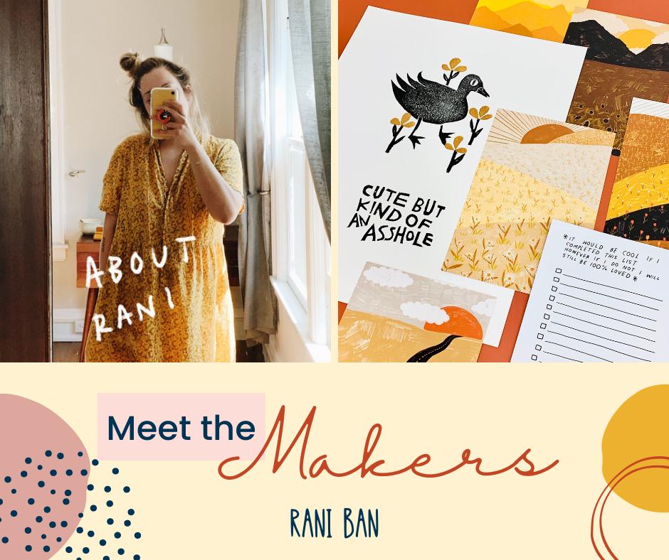 Meet the Makers: Rani Ban