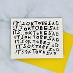 Rani Ban Co It's OK to be Sad Card