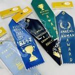 Yellow Owl Workshop Award Ribbon