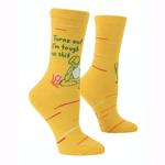 Tough As Shit Women's Crew Socks
