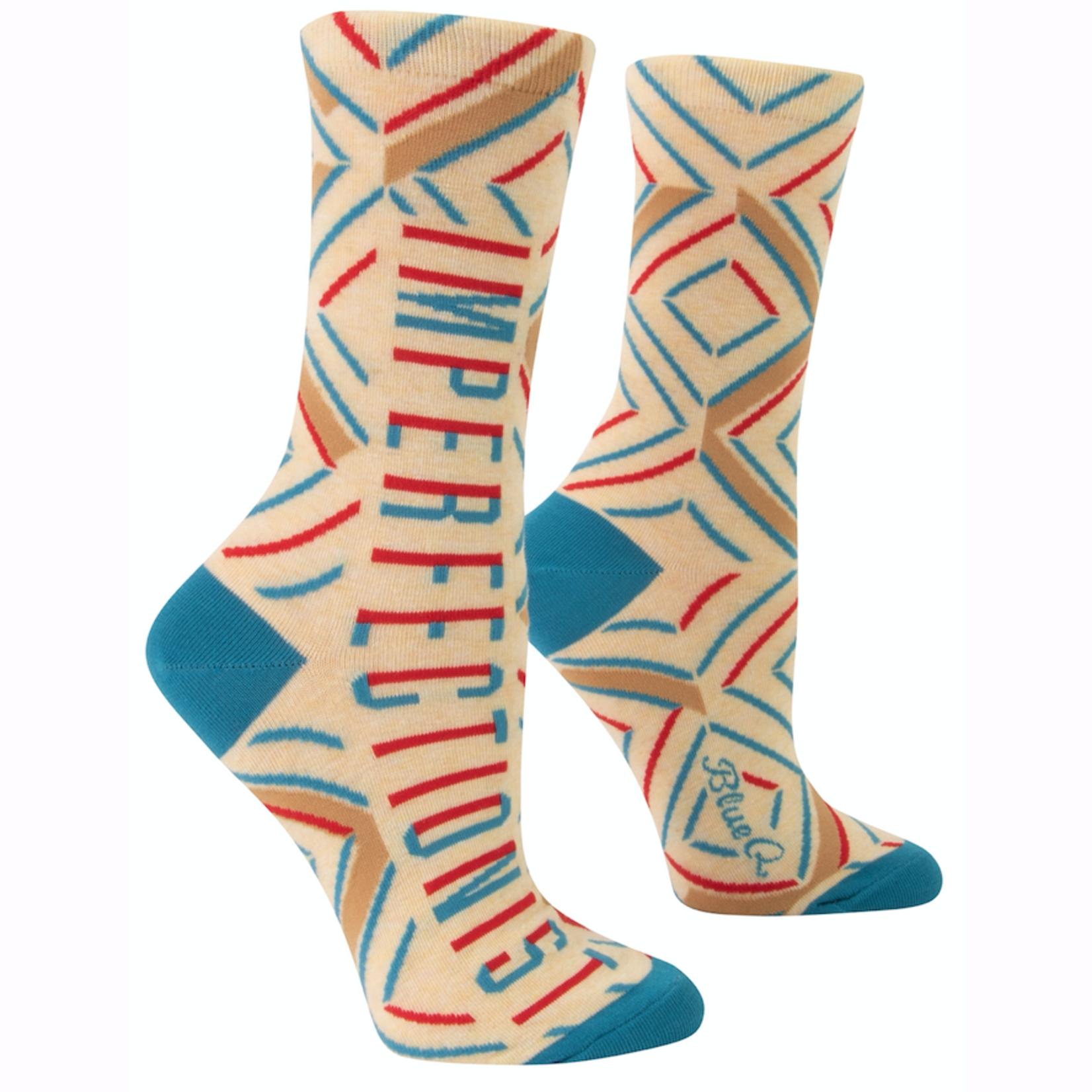 Imperfectionist Women's Crew Socks