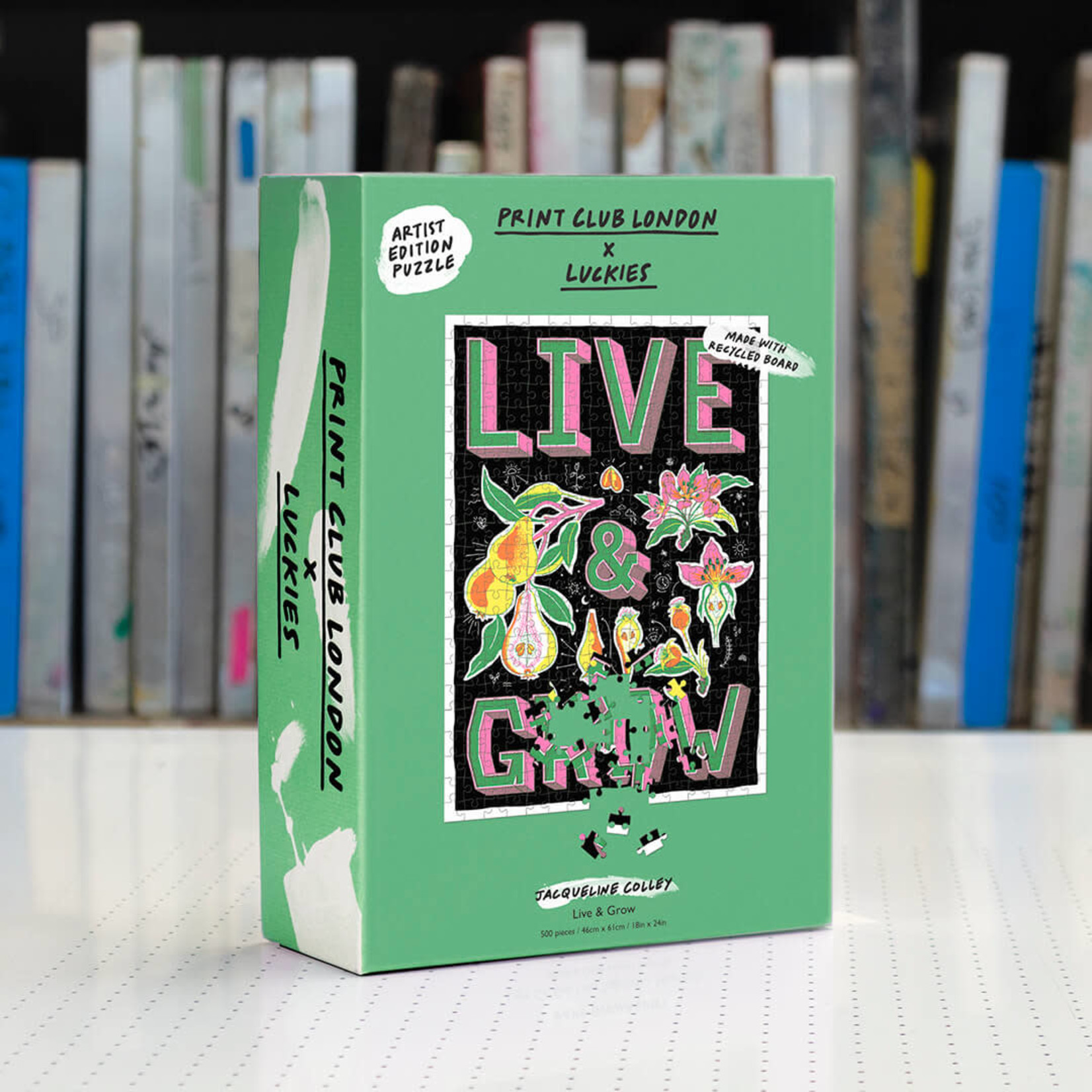 Print Club Puzzle Live & Grow