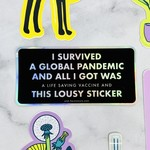 Lousy Sticker