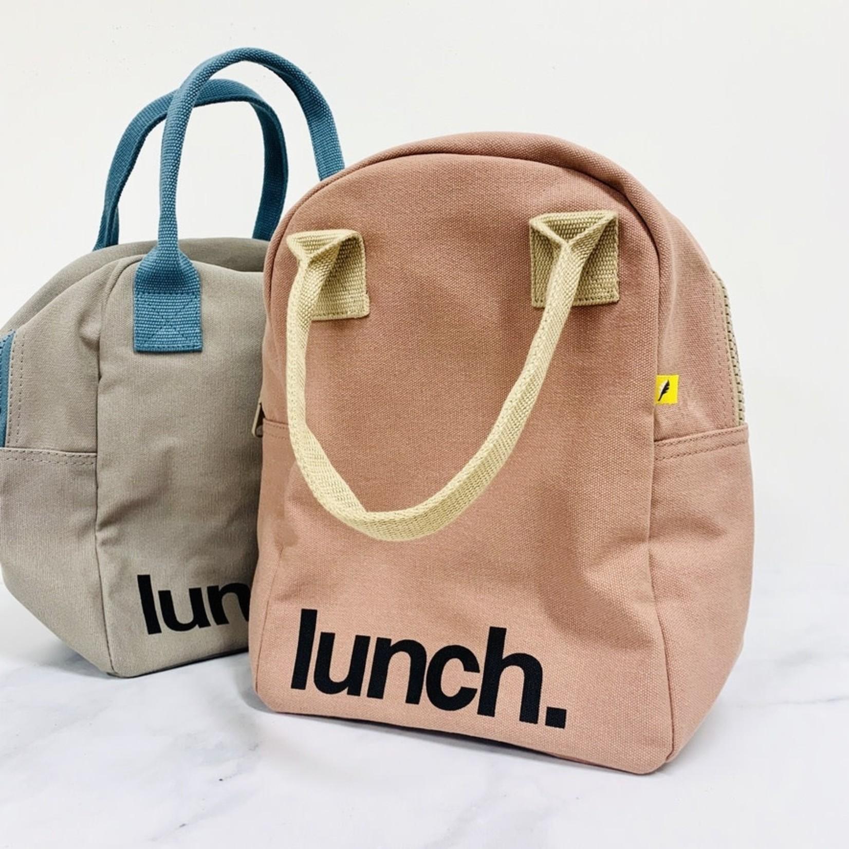 Lunch Zipper Tote