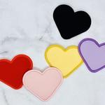Tiny Deer Studio Heart Patch