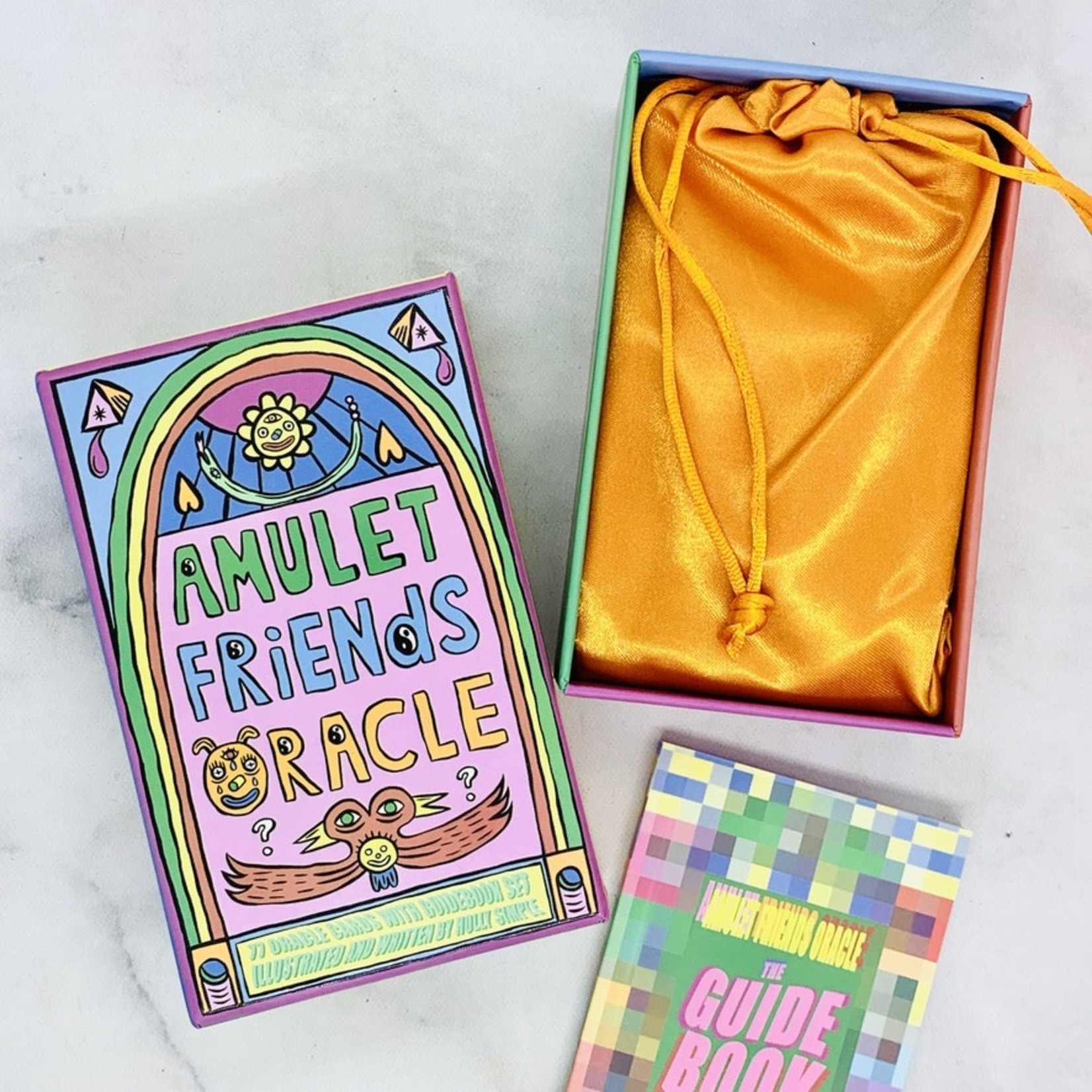 Holly Simple Amulet Friends Oracle and Guidebook Box Set