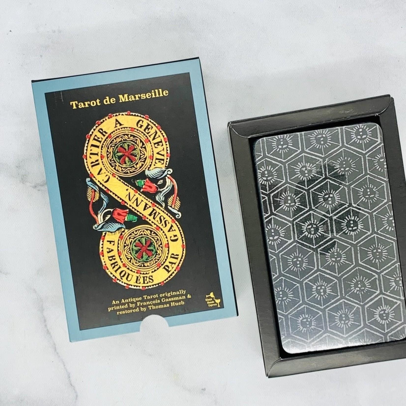 Vieux Monde Express Gassman Tarot Deck and Guide