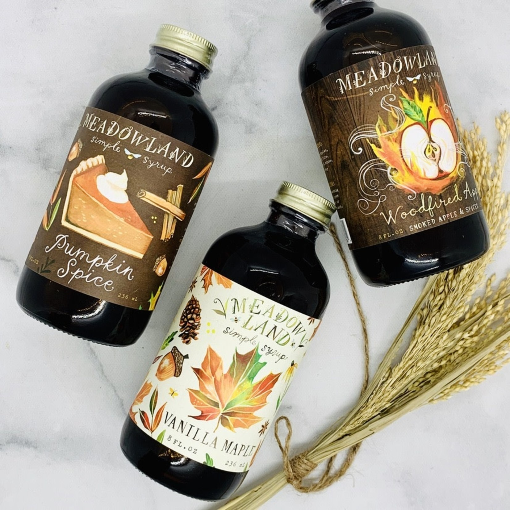 Meadowland Syrup Meadowland Fall Syrup: