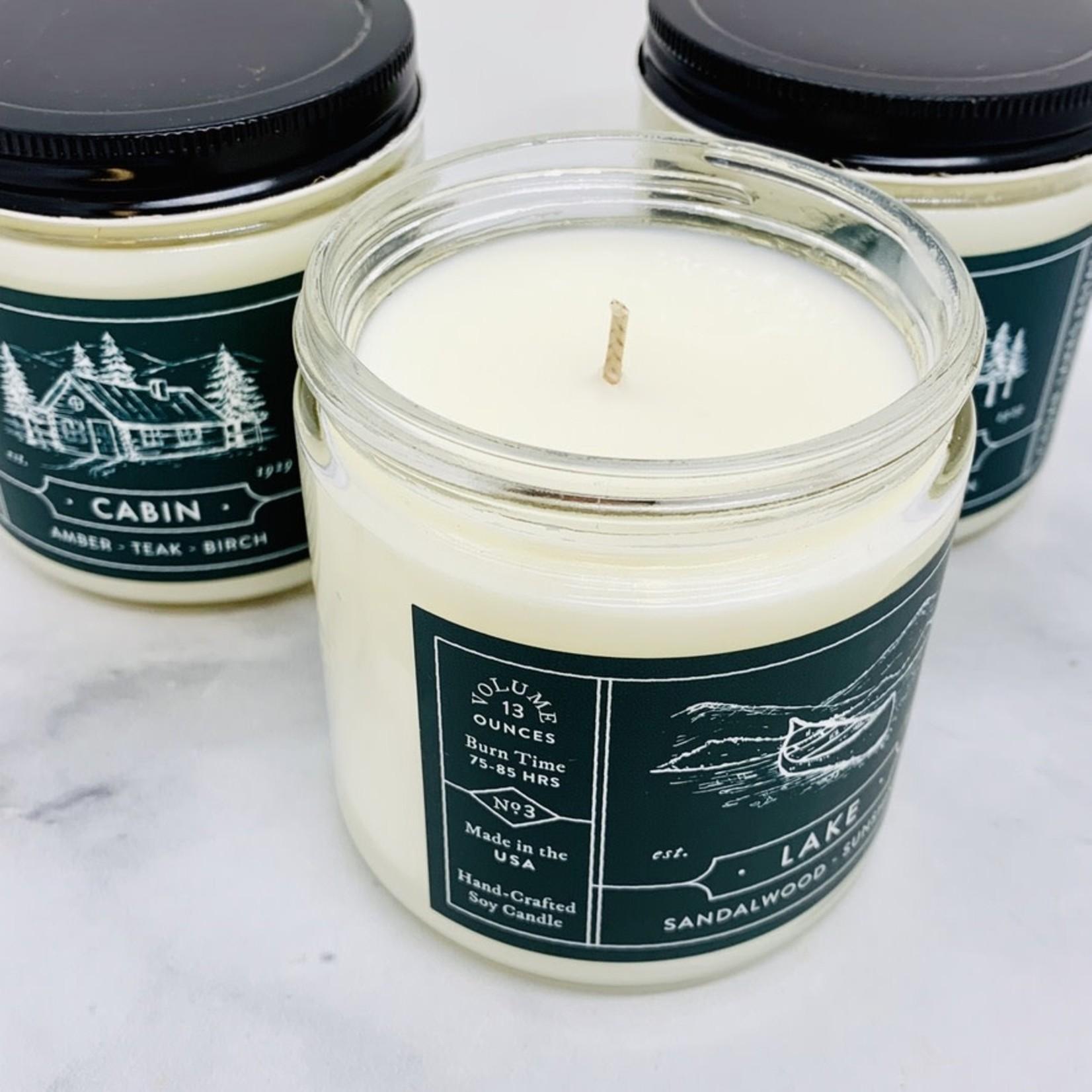 Cedar Lakes Estate Candles: