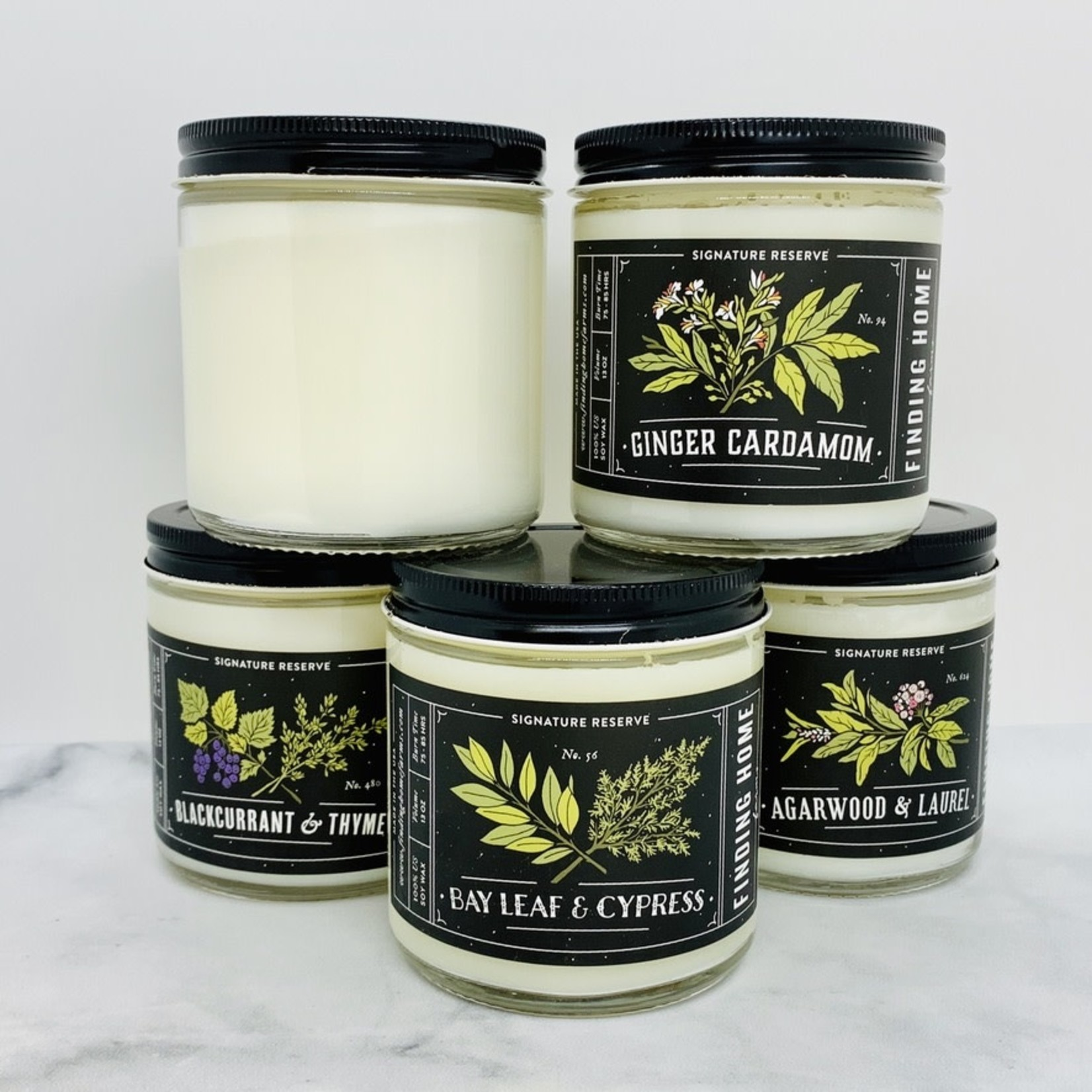 Signature Reserve Finding Home Farms 13oz Candles