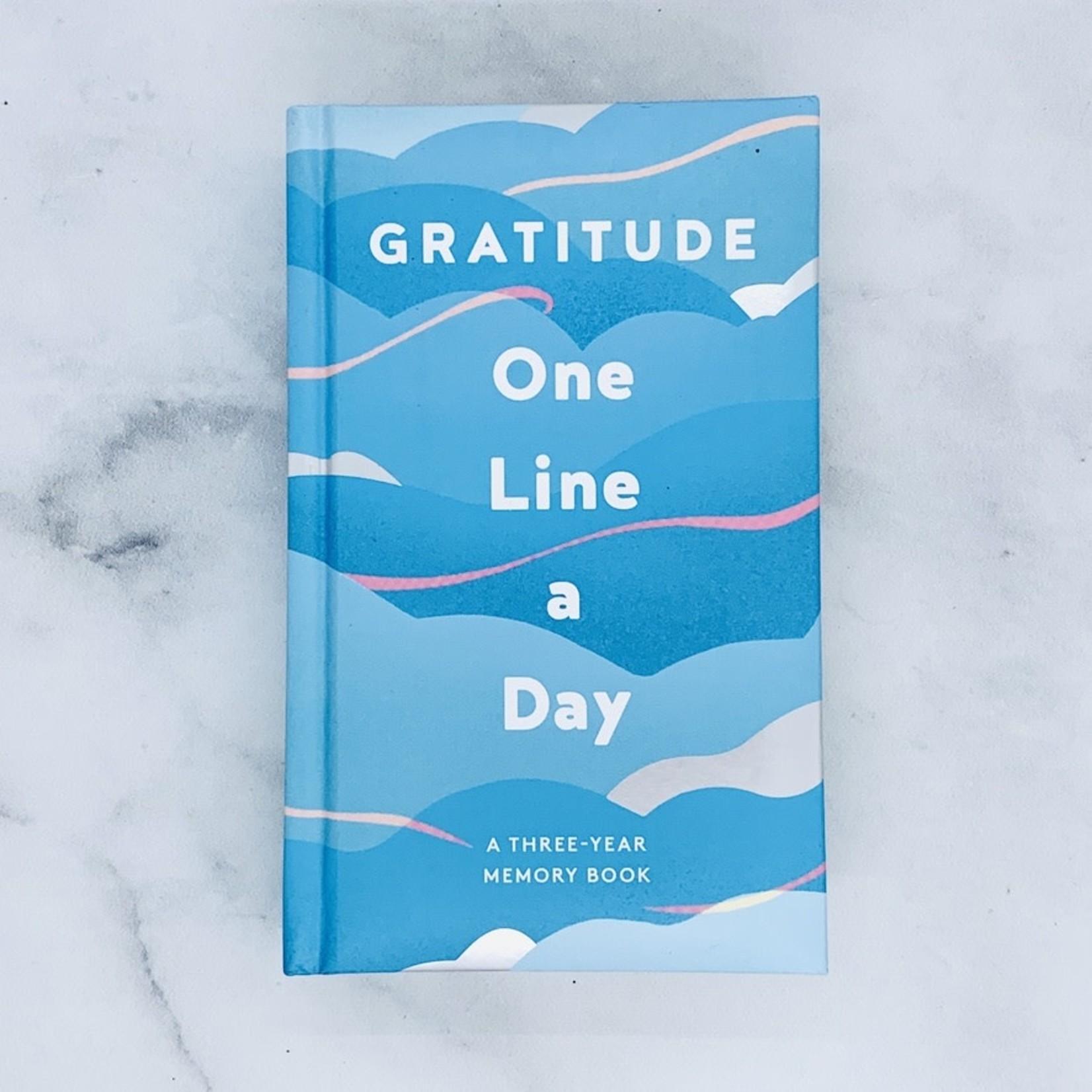 Gratitude One Line A Day
