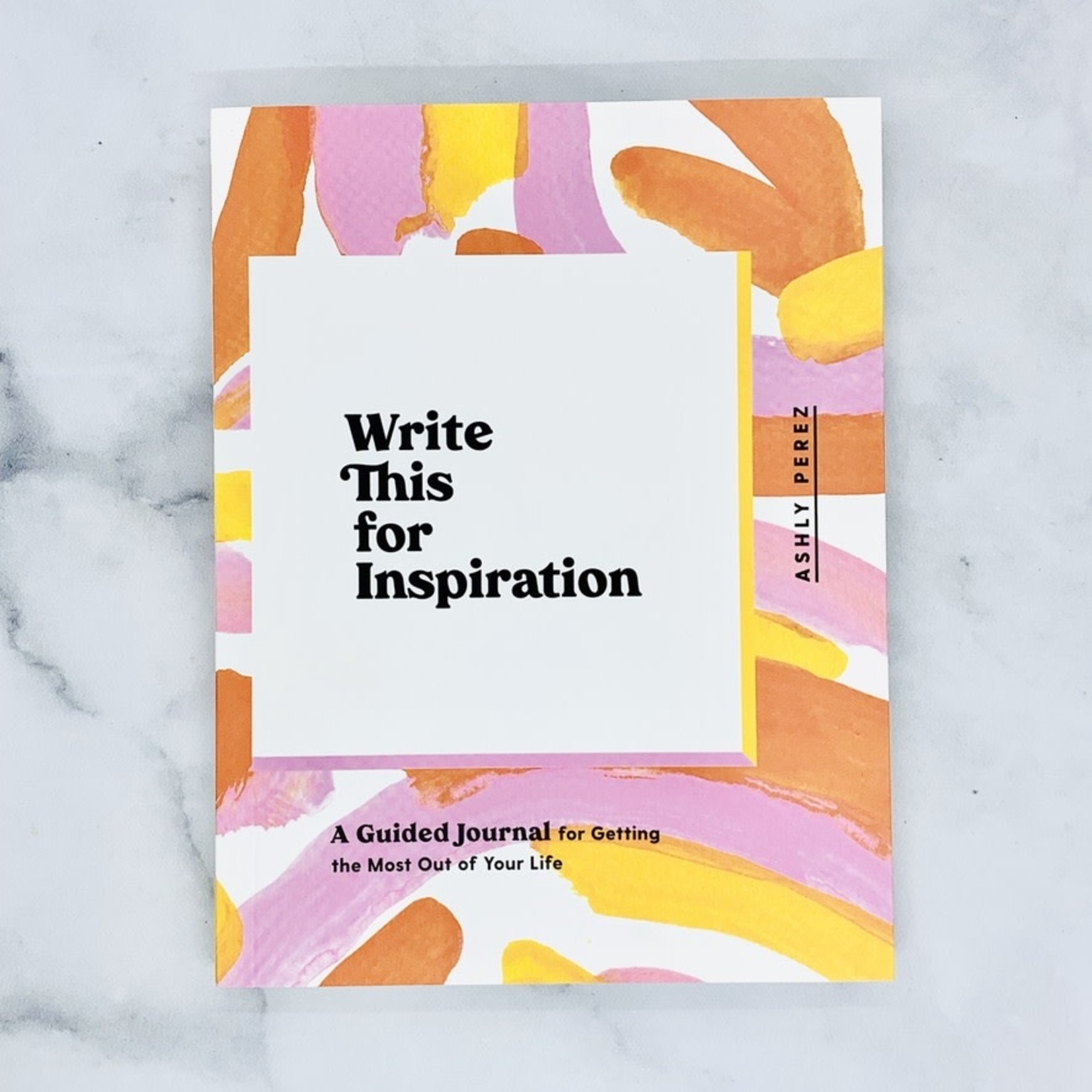 Write This For Inspiration