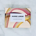 Audre Lorde Notecards