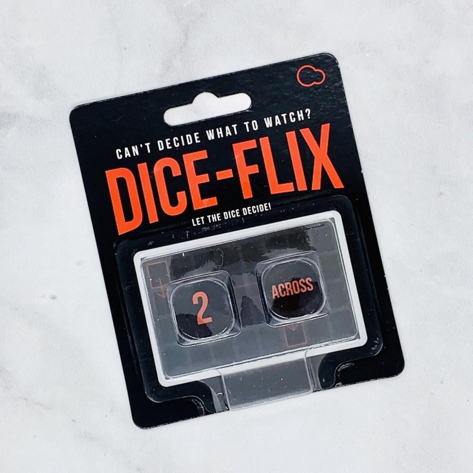 Bubblegum Stuff Dice-Flix Game