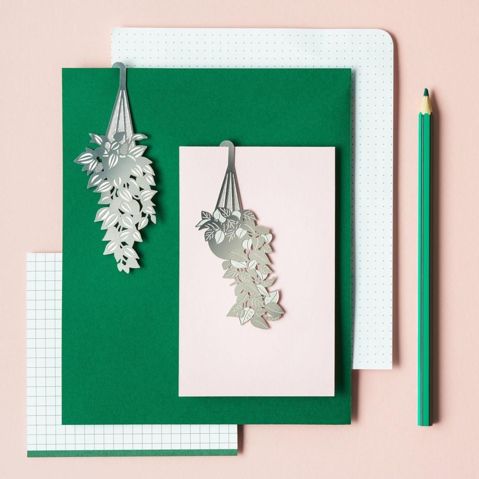 Another Studio for Design Metal Bookmark
