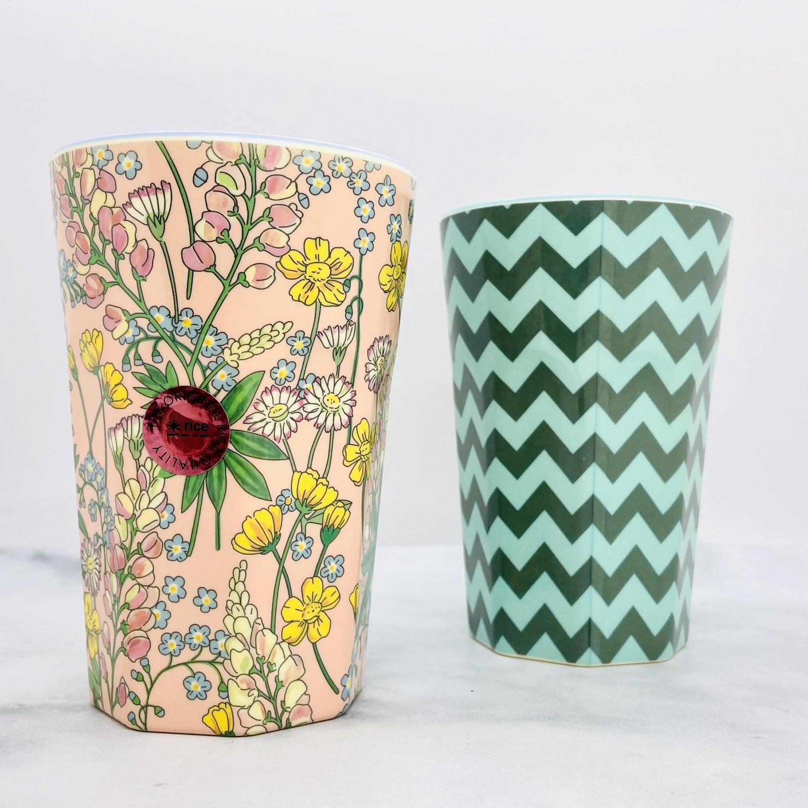 Rice by Rice Melamine Tall Cup